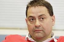 Exgenerální manažer pardubického hokeje - Zbyněk Kusý