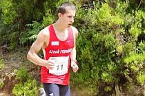 Pardubický běžec Jan Janů.