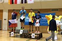 Crossminton: Makrlík bojoval v Tokiu ve finále.