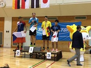 Crossminton: Makrlík bojoval v Tokiu ve finále