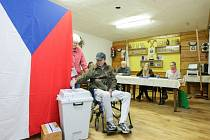 Fotoohlédnutí za volbami do sněmovny 2017 na Pardubicku.