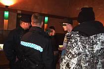 S policisty se někteří hádali