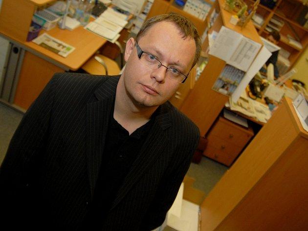 Hostem online rozhovoru v naší redakci byl generální manažer BK Synthesia Pardubice Pavel Stara