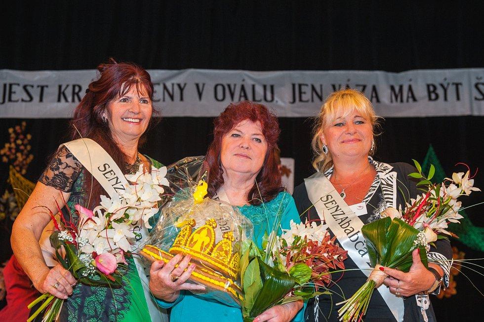 Vítězkou Senzababči 2017 se stala soutěžící s číslem osm Iva Milanová z Brčekol.