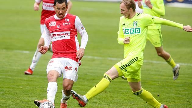 Pavel Černý, FK Pardubice