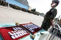 14. brigáda logistické podpory slavila sedmé výročí