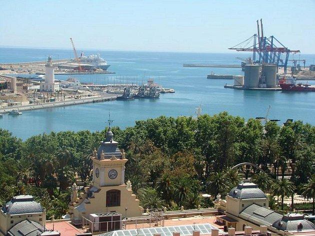 Španělská Málaga