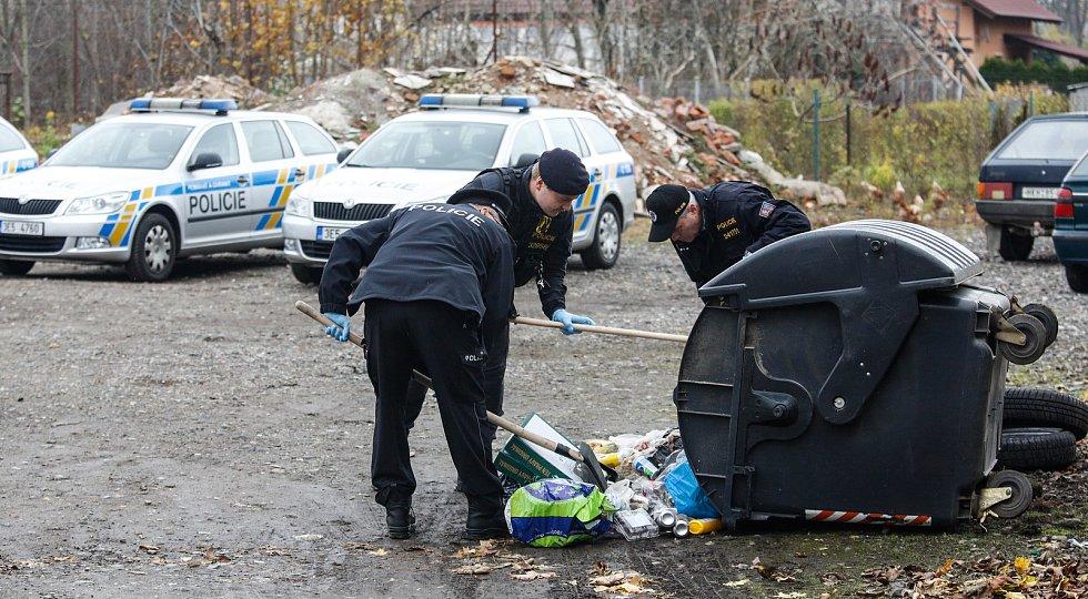 Na ubytovně v Opatovicích nad Labem došlo ke dvojnásobné vraždě.