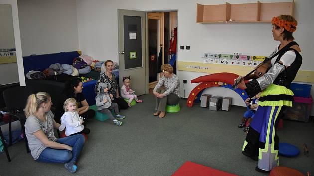 Autistické děti si budou mít kde hrát