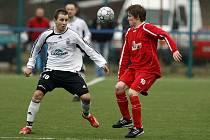 FK Pardubice – FK Jiskra Ústí nad Orlicí 1:0