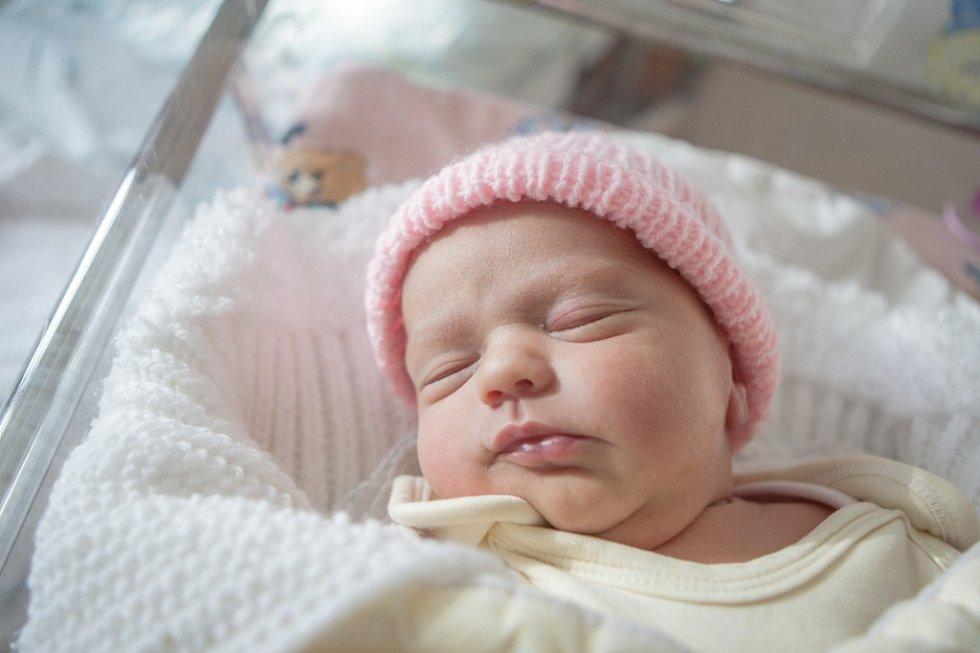 Kristýna Holeková se narodila 14. listopadu v 8:44 hodin. Měřila 50 centimetrů a vážila 3650 gramů. Maminku Michaelu u porodu podpořil tatínek Matěj a doma v Svinčanech čeká ještě sestřička Kateřina (3).