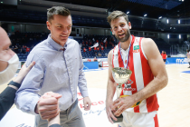 Kamil Švrdlík si už v letošní sezoně jeden pohár potěžkal. Bylo to za vítězství v Alpe Adria Cupu.