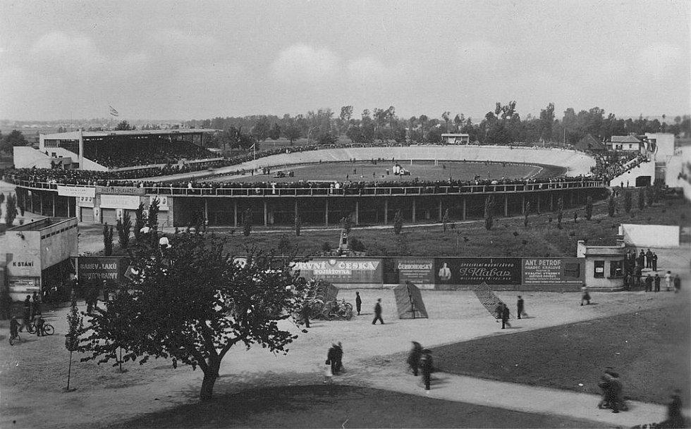 Letní stadion v Pardubicích