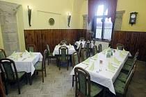 9. Restaurace Zámek Choltice