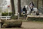 První akce sezony 2010 na pardubickém závodišti. Cena hejtmana Pardubického kraje ve všestrannosti.
