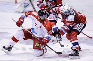 Hokejová extraliga Pardubice - Olomouc
