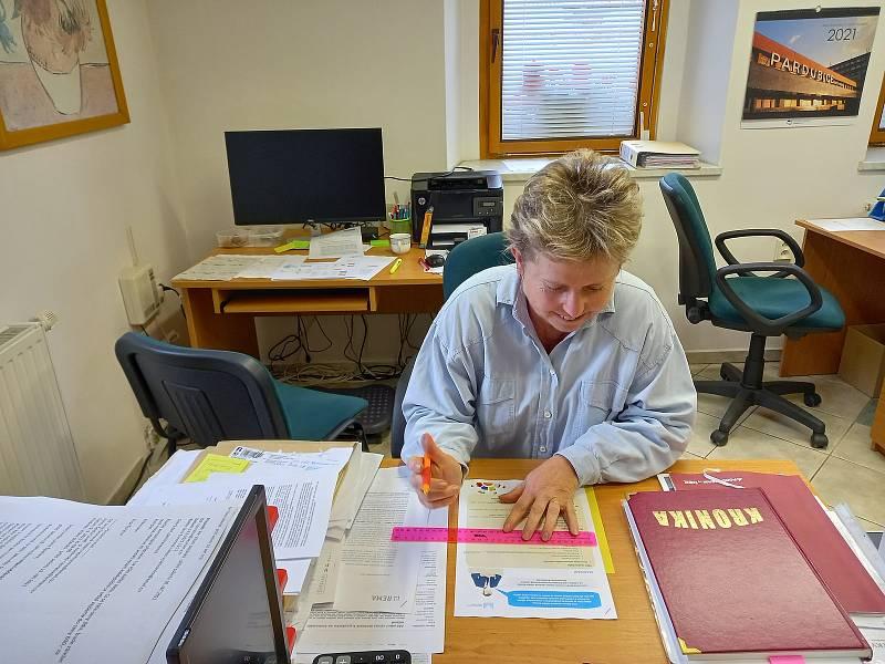 Jana Exnerová je starostkou už 20 let.