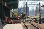 Stavbaři by modernizaci pardubického železničního uzlu měli dokončit v prosinci 2024.