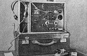 Libuše - vysílač.