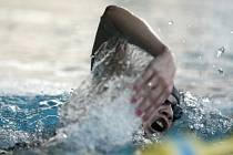 V pardubickém plaveckém bazéně se v sobotu konalo 18. zimní MČR v dálkovém plavání - Indoor International Trophy.