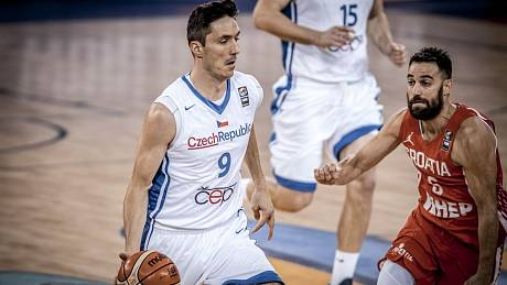 Basketbalista Jiří Welsch.