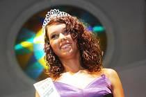 Miss východní Čechy 2007 Kateřina Seidnerová z Pardubic