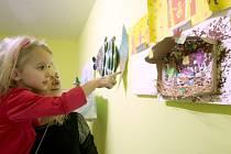 Dětská výstava Malované kouzlo Vánoc