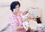 Tereza Plecháčová se narodila  7. února v 11:10 hodin. Vážila 3710 gramů a měřila 50 centimetrů. Maminku Kateřinu podpořil při porodu tatínek Jaroslav, doma na ně čekají Martin (13) a Lukáš (15). Rodina bydlí v Čepí.