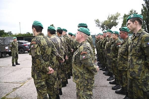 Ve čtvrtek 16. září odstartovalo celorepublikové cvičení aktivní zálohy teritoriálních sil Hradba 2021, do kterého jsou zapojení i pardubičtí záložníci.