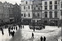 Ve středu 15. března 1939 vešli na české území němečtí vojáci. Jejich cílem bylo zklidnit místní údajně rozbouřenou atmosféru, německý vůdce Adolf Hitler měl za cíl dostat české země pod svou kontrolu. Na Pardubicko přišly vojenské jednotky ráno. Bylo nev