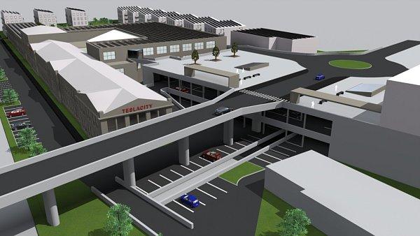 Projekt Tesla city