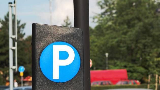Třebíčská radnice pořídí další parkovací automaty