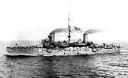 Expedice k potopenému italskému křižníku Giuseppe Garibaldi