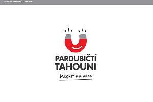 Logo Pardubických tahounů.