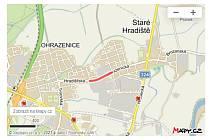Prodloužení termínu- Uzavření vjezdu do Ohrazenické ulice