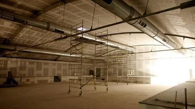 Nové pardubické kongresové centrum se nyní buduje v prostorách AFI Paláce.