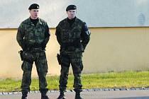 Vojenská policie. Ilustrační foto
