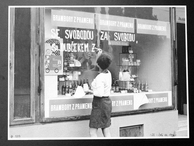 21. srpen 1968 v Pardubicích