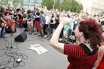 Poslední zvonění na Gymnáziu Dašická - Pítrs a Mardi