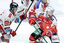 Hokejový útočník Tomáš Zohorna (HC Dynamo Pardubice).