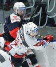 Hokejová extraliga: HC Dynamo Pardubice - Piráti Chomutov.