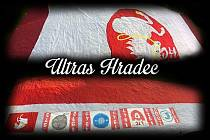 "Kradené vlajky Pardubic nabízeli hradečtí ""ultras"" v internetové aukci"
