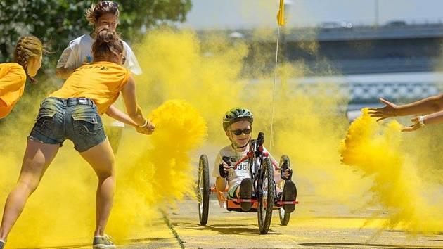 Svoboda pohybu pro děti upoutané na invalidní vozík