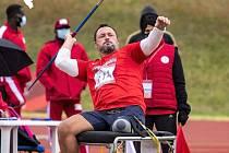 Udělal dobře. Jaroslav Petrouš závodil v Tunisku a stanovil český oštěpařský rekord.