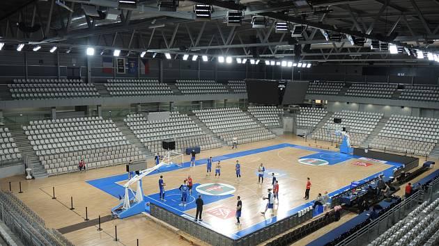 Hala Salle sportive métropolitaine de Rezé.