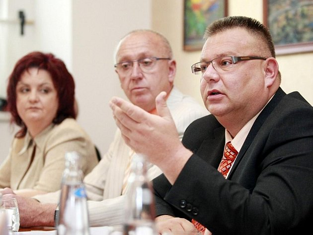 Poslanec Miroslav Váňa