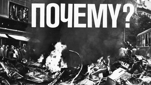Na Třebíčsku si připomenou smutné výročí okupace Československa