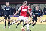 Fotbalová FORTUNA:NÁRODNÍ LIGA: FK Pardubice - MFK Chrudim.