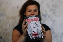 Anna Musilová z Pardubic sklízí s Černookou úspěch.