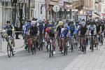 Cyklistické večerní kritérium ulicemi města Pardubic 42. ročník Memoriálu Josefa Křivky